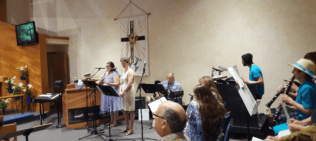 Gloria Dei-Light Band
